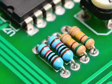 PCB Elektroniken