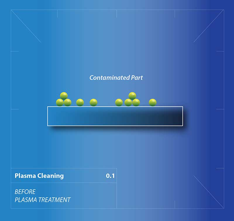 Plasma Cleaning 01 First Stage Schematic Drawing